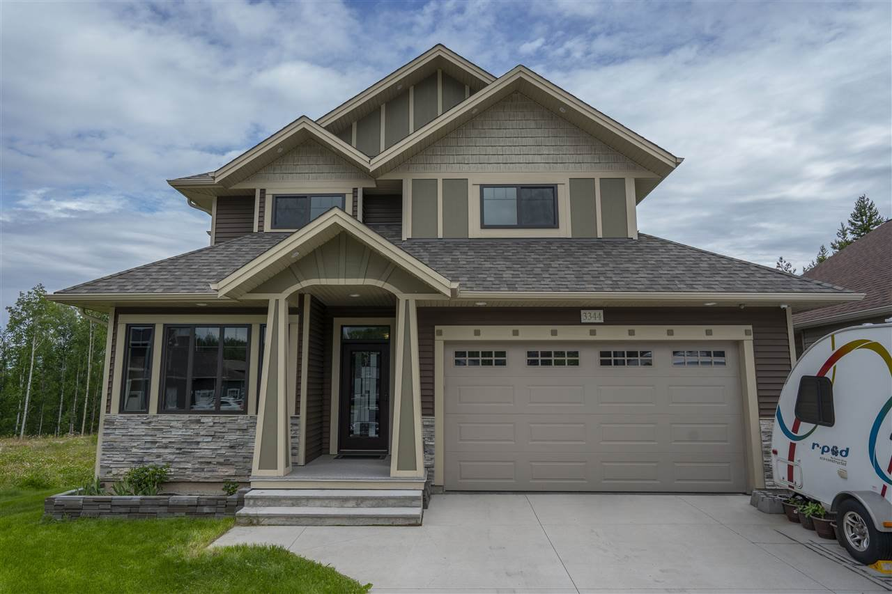 """Main Photo: 3344 PARKVIEW Crescent in Prince George: Charella/Starlane House for sale in """"CHARELLA/STARLANE"""" (PG City South (Zone 74))  : MLS®# R2469657"""