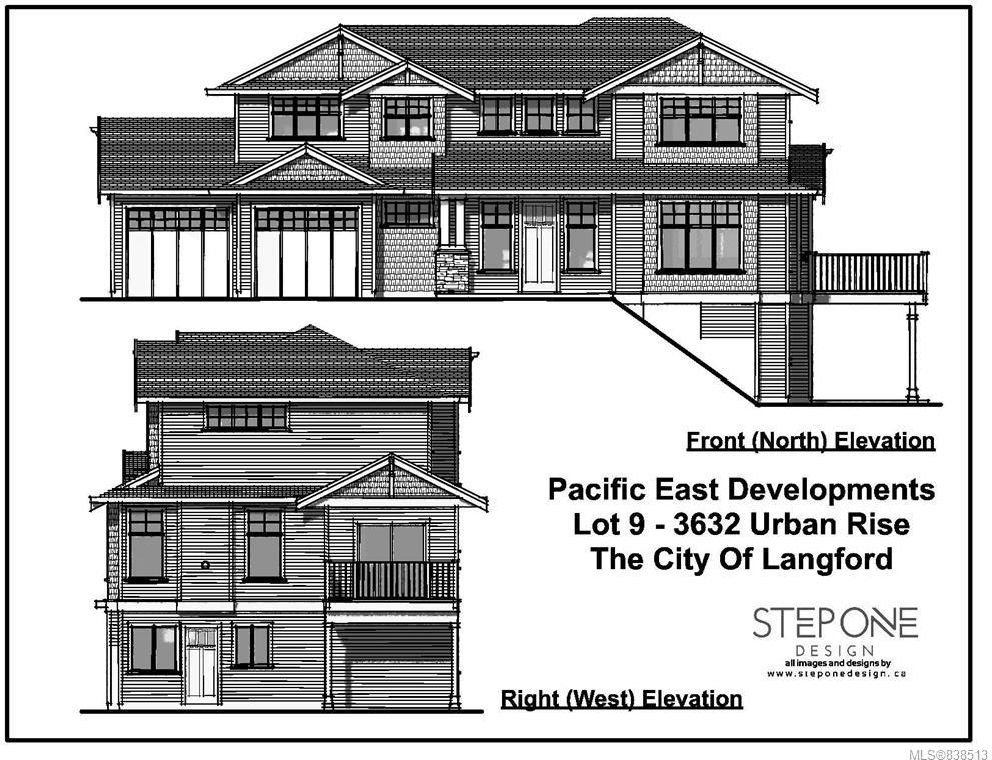 Main Photo: 3632 Urban Rise in Langford: La Olympic View Single Family Detached for sale : MLS®# 838513