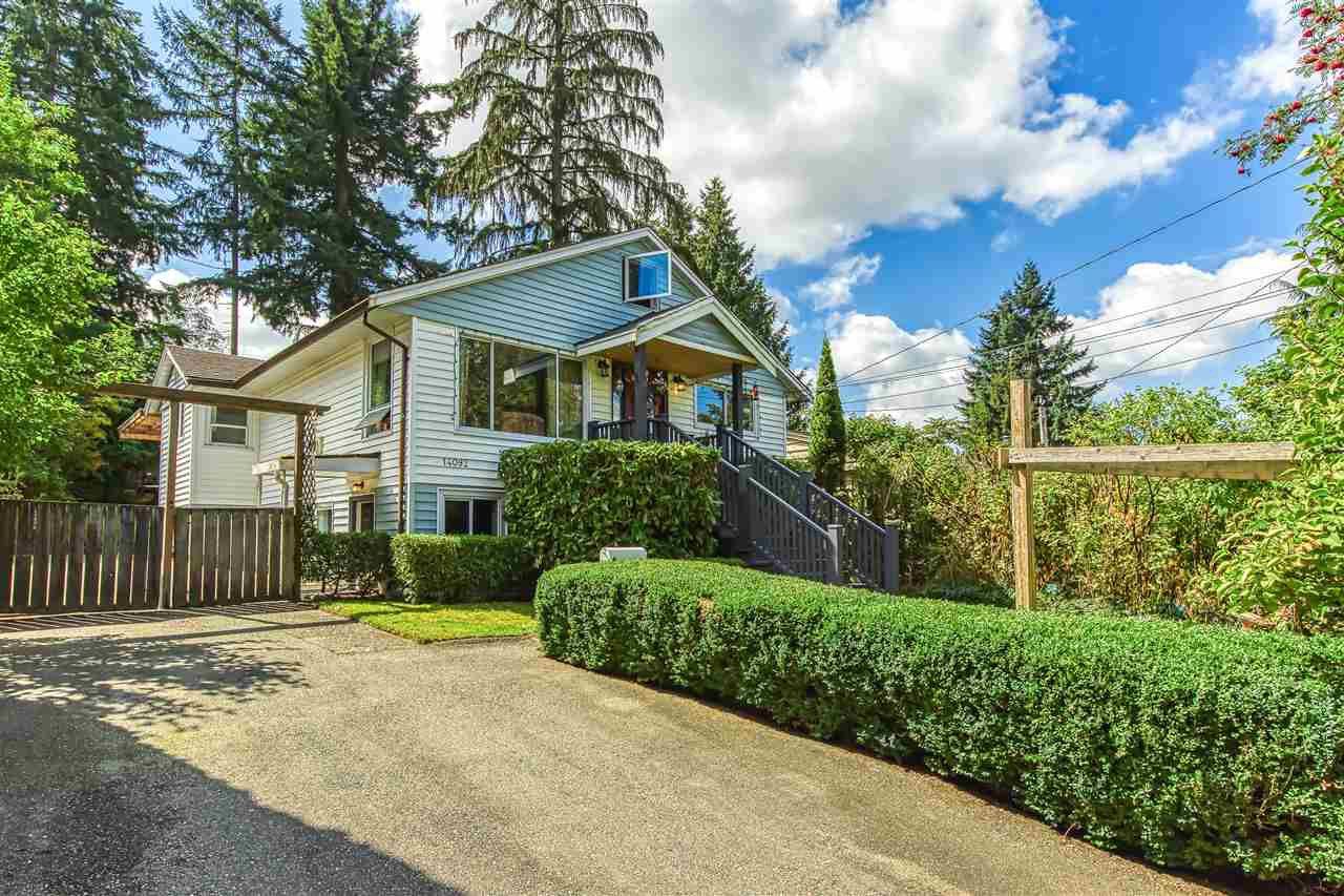"Main Photo: 14092 114A Avenue in Surrey: Bolivar Heights House for sale in ""bolivar heights"" (North Surrey)  : MLS®# R2489076"