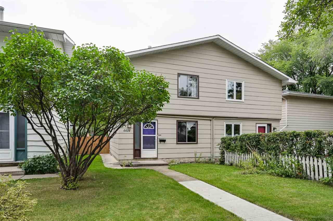 Main Photo:  in Edmonton: Zone 15 House Half Duplex for sale : MLS®# E4214229