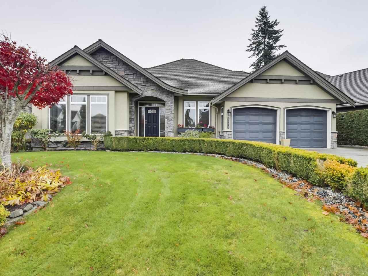 "Main Photo: 3732 156A Street in Surrey: Morgan Creek House for sale in ""Morgan Creek"" (South Surrey White Rock)  : MLS®# R2518073"