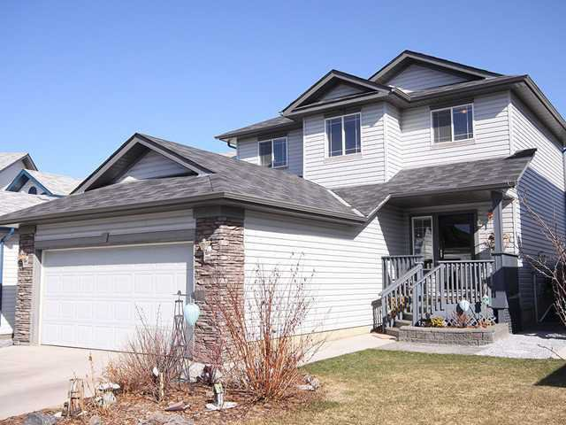 Main Photo: 236 STONEGATE Close NW: Airdrie Residential Detached Single Family for sale : MLS®# C3422408