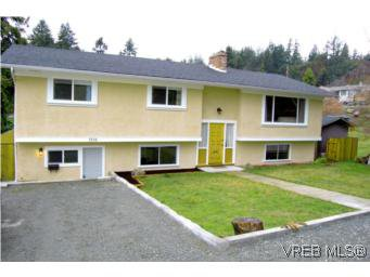 Main Photo: 3536 Wishart Road in VICTORIA: Co Latoria Single Family Detached for sale (Colwood)  : MLS®# 259088