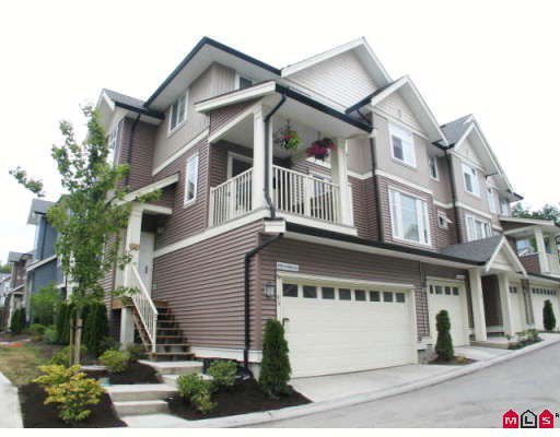 "Main Photo: 94 6575 192ND Street in Surrey: Clayton Townhouse for sale in ""Ixia"" (Cloverdale)  : MLS®# F2905243"