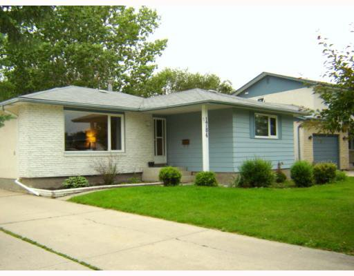 Main Photo: 1784 CHANCELLOR Drive in WINNIPEG: Fort Garry / Whyte Ridge / St Norbert Residential for sale (South Winnipeg)  : MLS®# 2914486