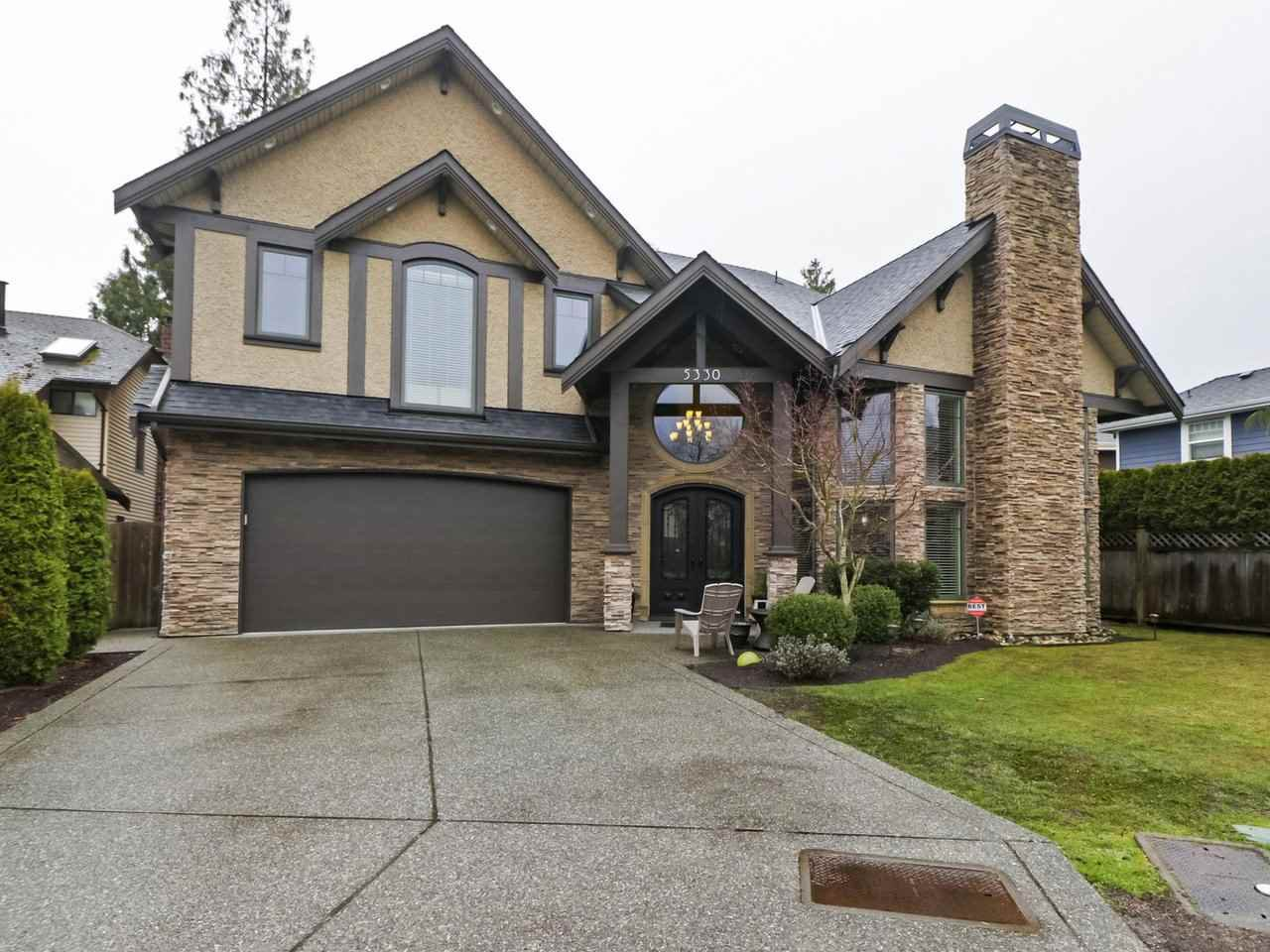 Main Photo: 5330 BENTLEY CRESCENT in Delta: Hawthorne House for sale (Ladner)  : MLS®# R2447907