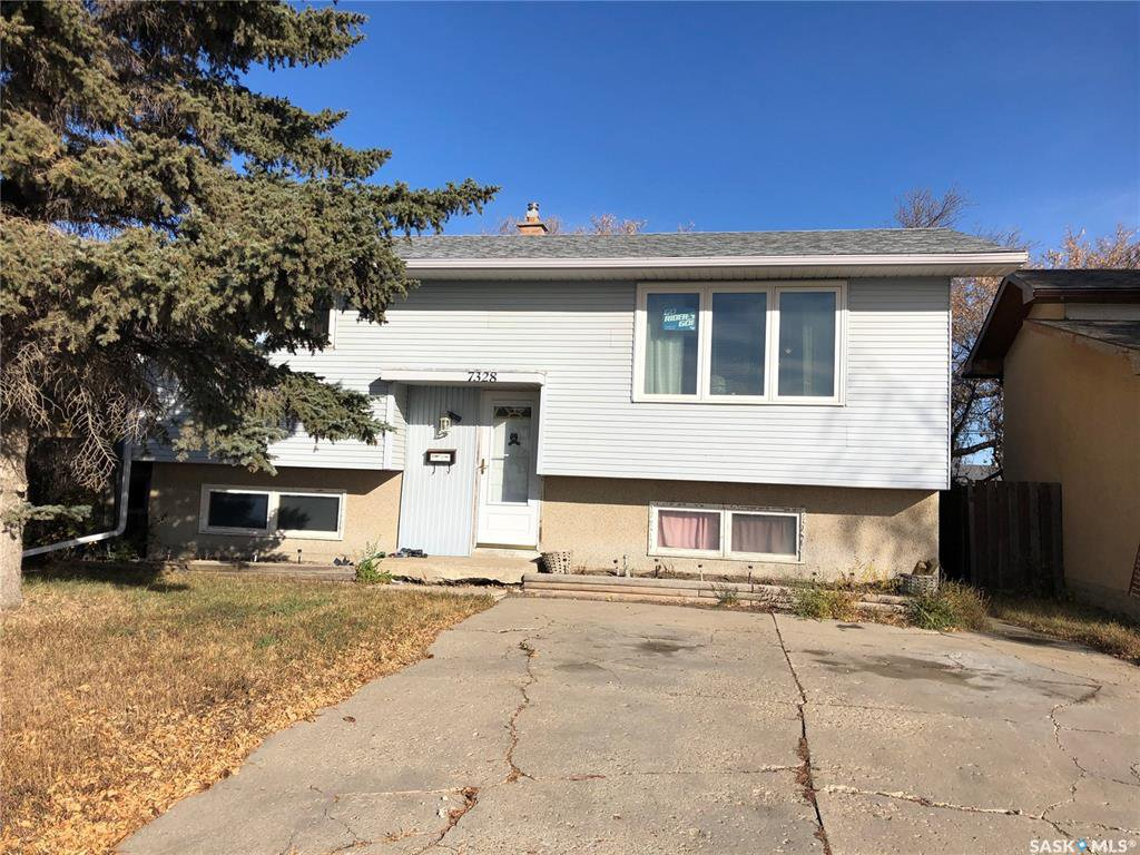Main Photo: 7328 DEWDNEY Avenue in Regina: Dieppe Place Residential for sale : MLS®# SK830452