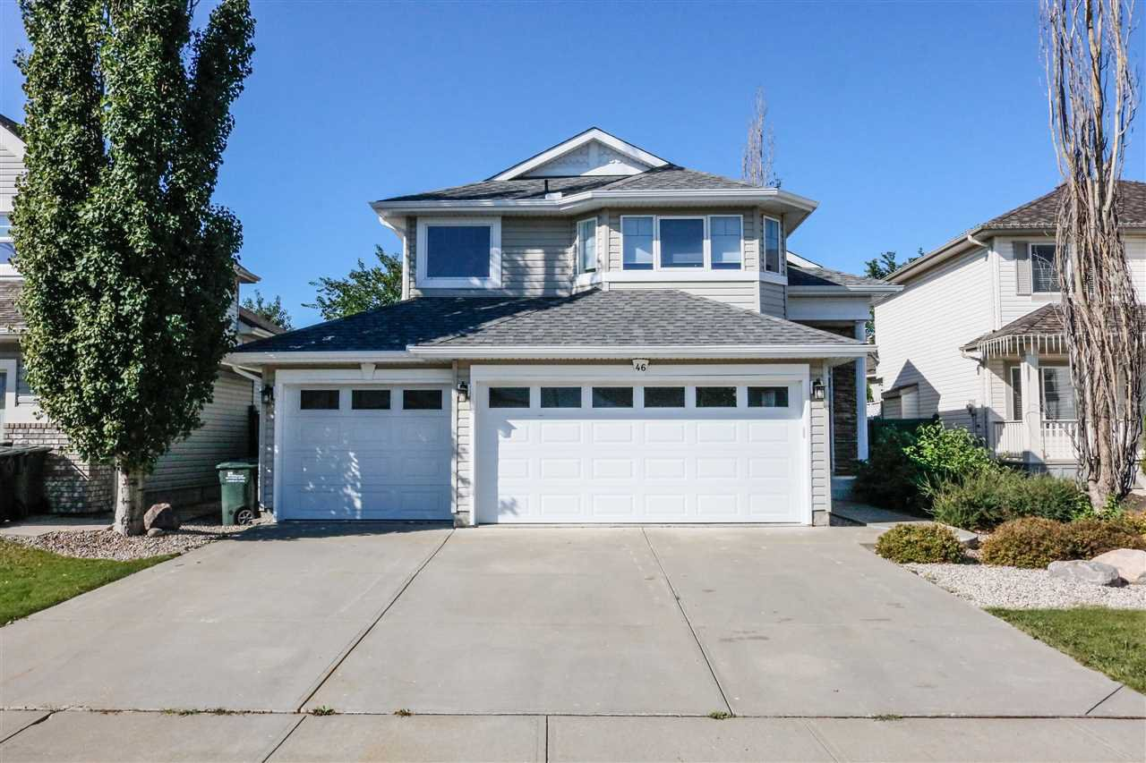Main Photo: 46 CARSON Court: Sherwood Park House for sale : MLS®# E4224992