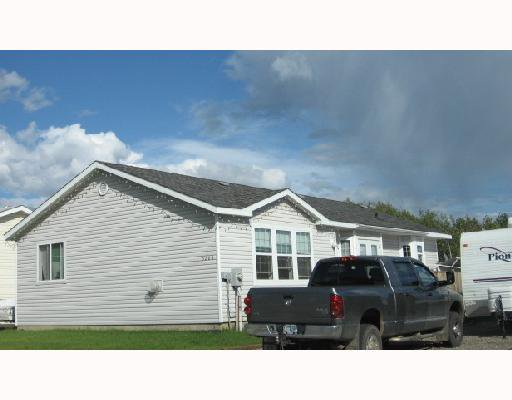 "Main Photo: 5206 HALLMARK in Fort_Nelson: Fort Nelson -Town Manufactured Home for sale in ""MIDTOWN"" (Fort Nelson (Zone 64))  : MLS®# N186448"