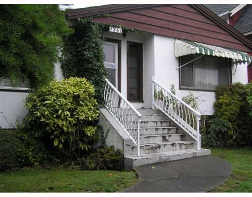 Main Photo: 3261 AUSTREY Avenue in Vancouver: Collingwood VE House for sale (Vancouver East)  : MLS®# V761130