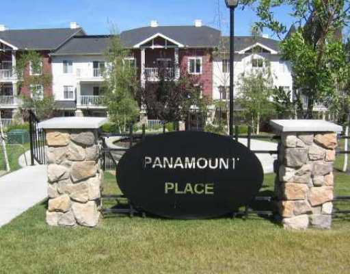 Main Photo: 7112 70 PANAMOUNT Drive NW in CALGARY: Panorama Hills Condo for sale (Calgary)  : MLS®# C3382340