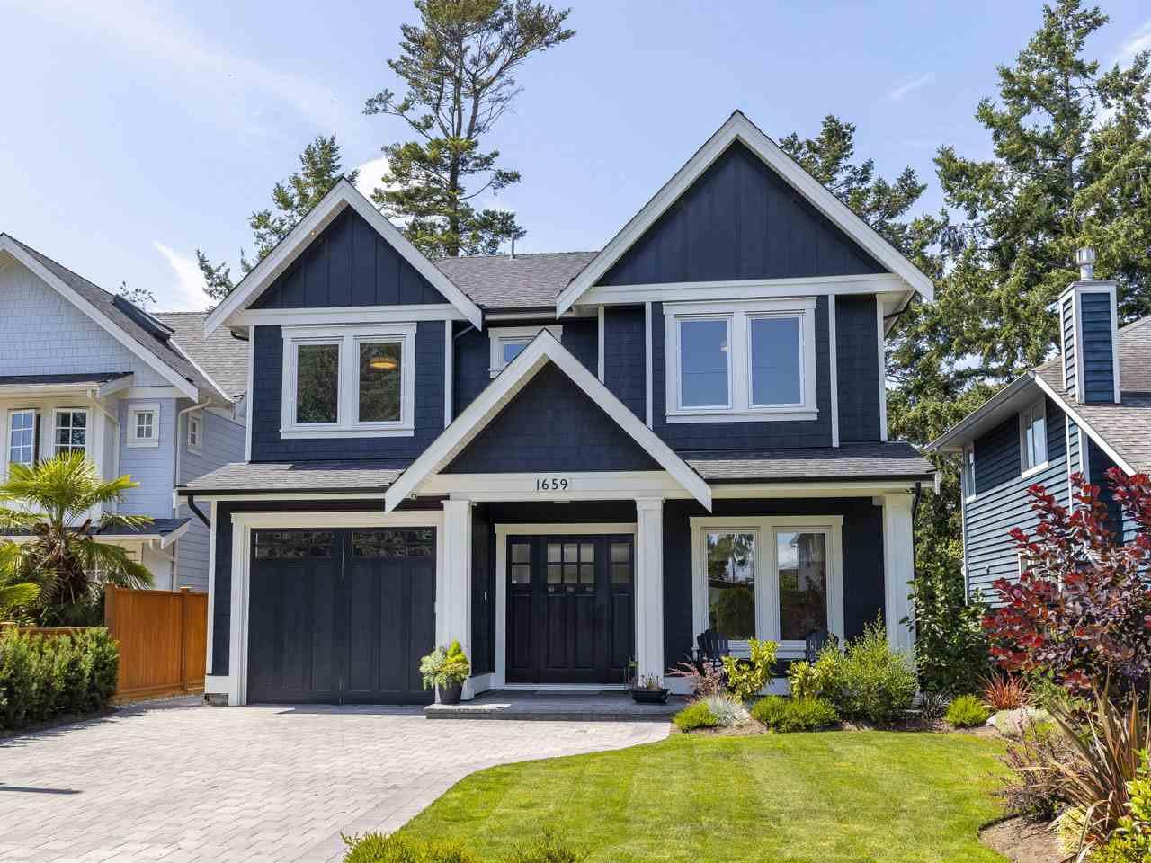Main Photo: 1659 DUNCAN Drive in Delta: Beach Grove House for sale (Tsawwassen)  : MLS®# R2407630