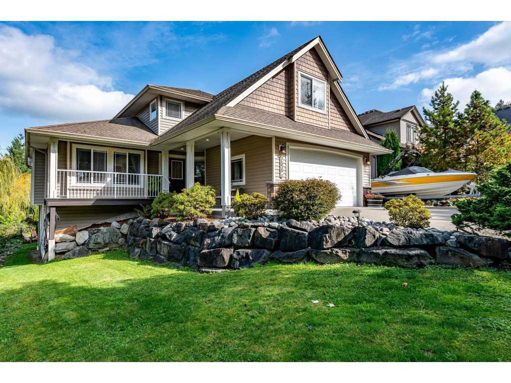 Main Photo: 1 7575 DICKINSON Place in Chilliwack: Eastern Hillsides House for sale : MLS®# R2408754