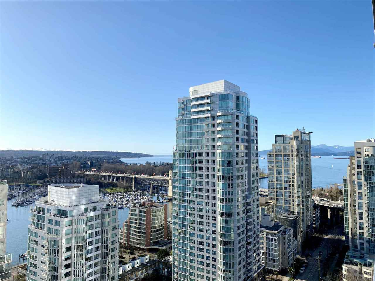 "Main Photo: 2502 1480 HOWE Street in Vancouver: Yaletown Condo for sale in ""VANCOUVER HOUSE"" (Vancouver West)  : MLS®# R2434266"