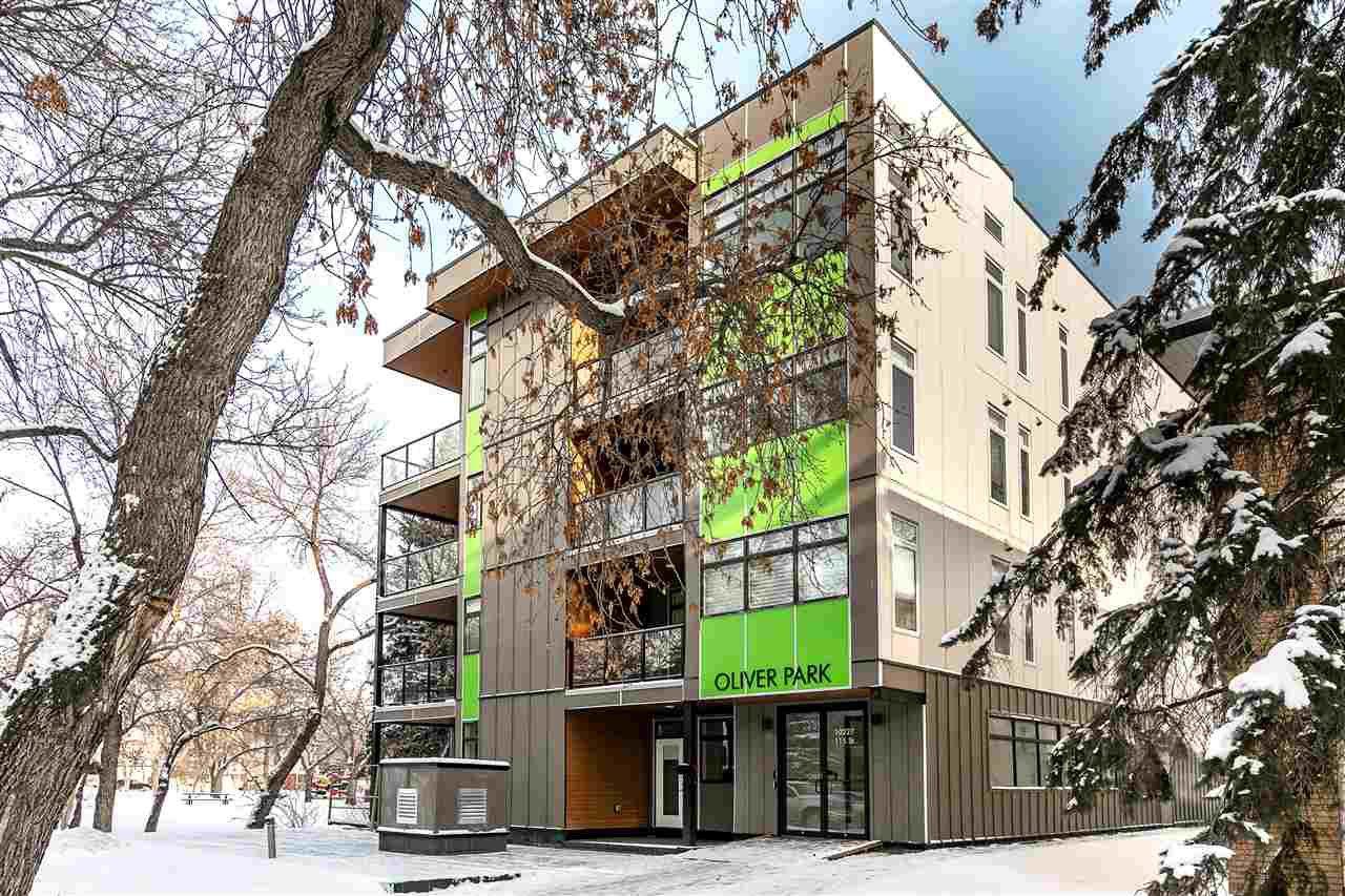 Main Photo: 104 10227 115 Street in Edmonton: Zone 12 Condo for sale : MLS®# E4193422