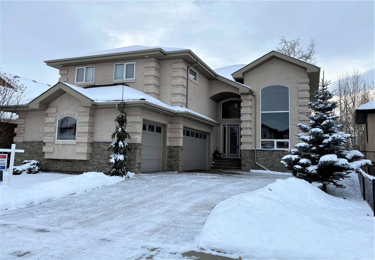 Main Photo: 8 Loiselle Way: St. Albert House for sale : MLS®# E4220357