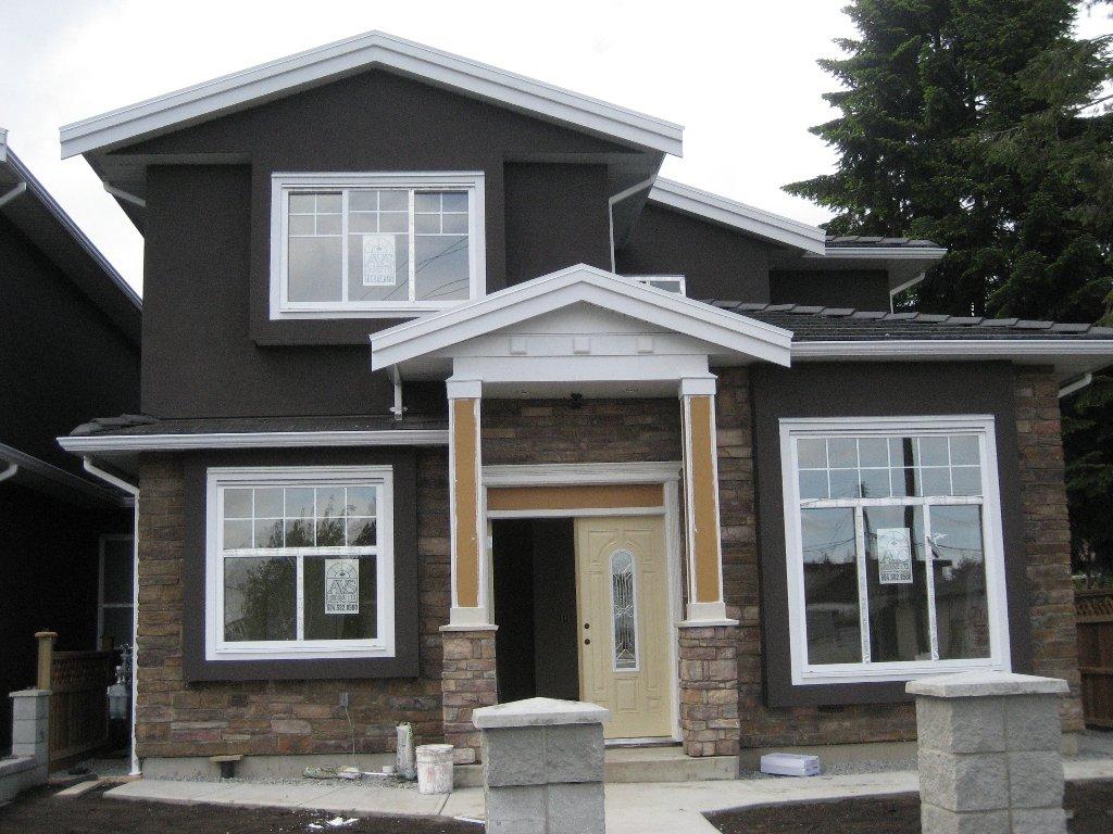 Main Photo: 6857 ELWELL Street in Burnaby: Highgate 1/2 Duplex for sale (Burnaby South)  : MLS®# V819716