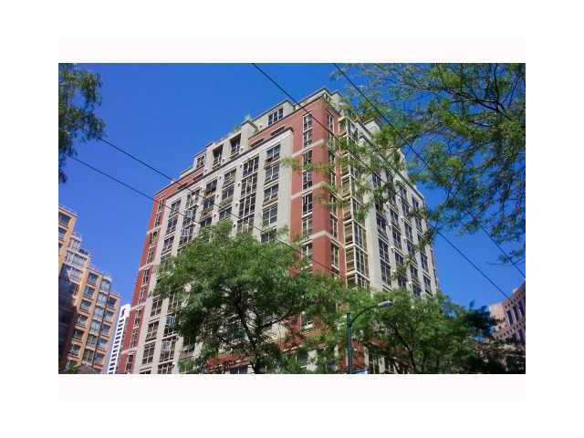 "Main Photo: 506 819 HAMILTON Street in Vancouver: Downtown VW Condo for sale in ""819 HAMILTON"" (Vancouver West)  : MLS®# V821256"