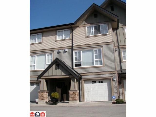 "Main Photo: 94 2501 161A Street in Surrey: Grandview Surrey Townhouse for sale in ""HIGHLAND PARK"" (South Surrey White Rock)  : MLS®# F1016723"