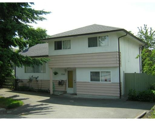 Main Photo: 11520 WILLIAMS RD in Richmond: 81 Ironwood House for sale (RI Richmond)  : MLS®# V595857