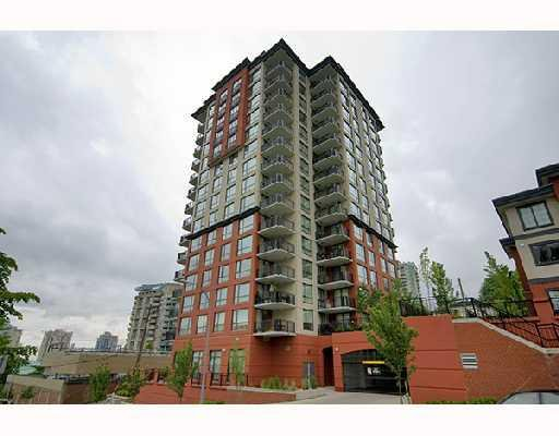 """Main Photo: 1006 833 AGNES Street in New_Westminster: Downtown NW Condo for sale in """"THE NEWS"""" (New Westminster)  : MLS®# V759639"""