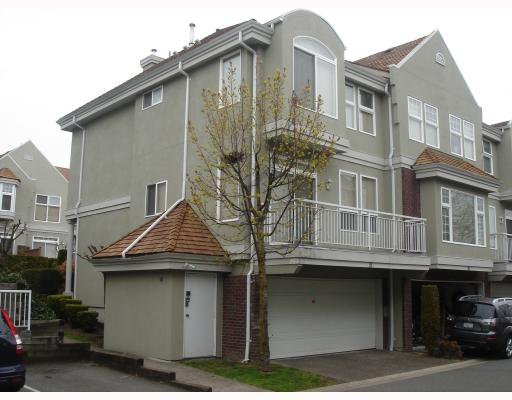 "Main Photo: 21 5840 DOVER Crescent in Richmond: Riverdale RI Townhouse for sale in ""Winland Gardens"" : MLS®# V762262"