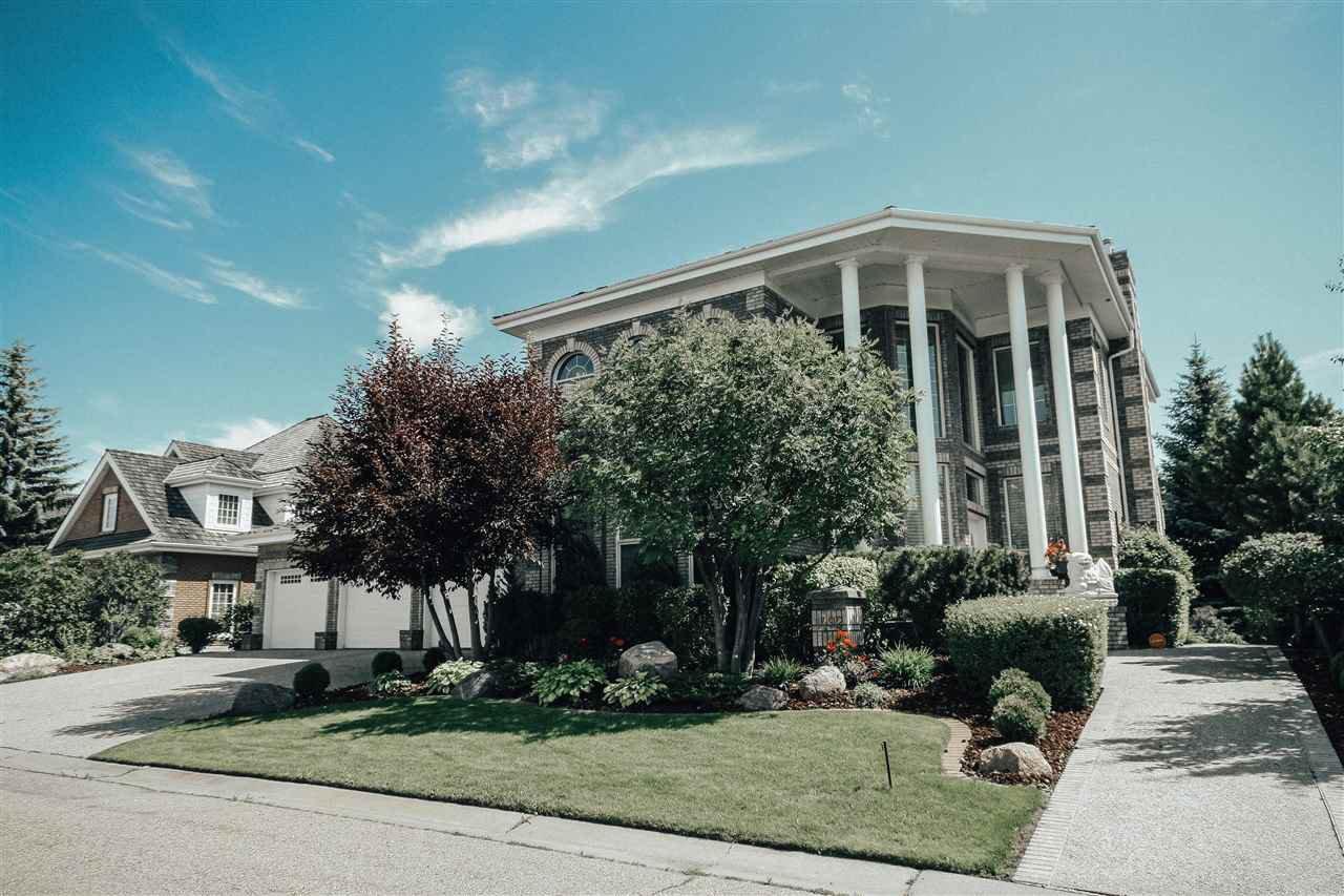 Main Photo: 1492 Welbourn Drive in Edmonton: Zone 20 House for sale : MLS®# E4166323