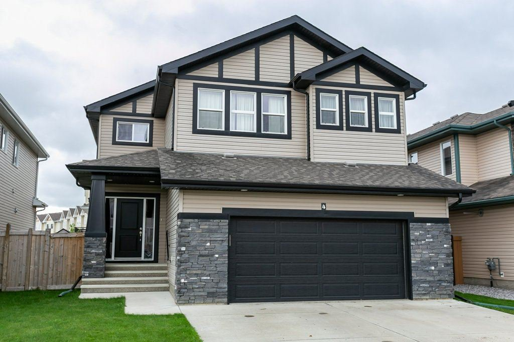 Main Photo: 4 Noble Close: St. Albert House for sale : MLS®# E4169754