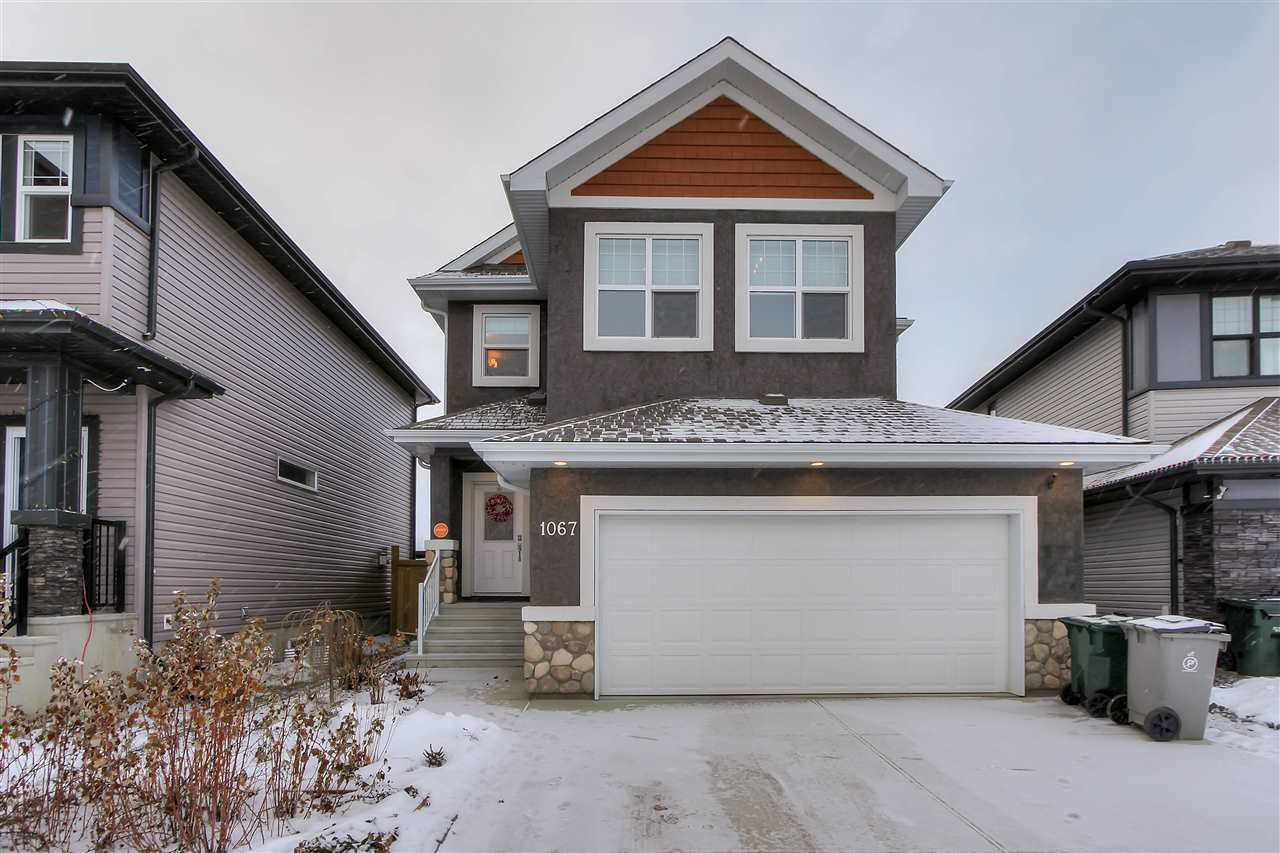 Main Photo: 1067 SOUTH CREEK Wynd: Stony Plain House for sale : MLS®# E4180874