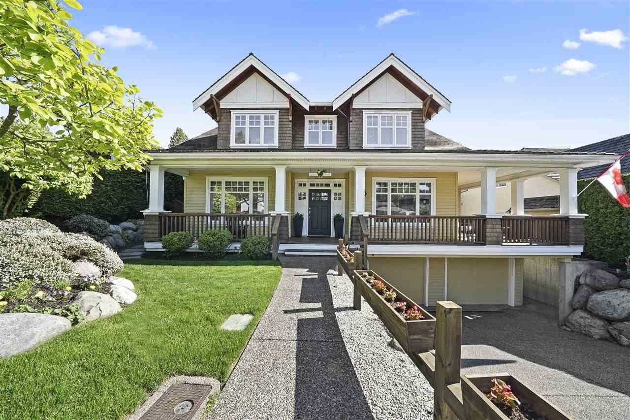 "Main Photo: 12722 17A Avenue in Surrey: Crescent Bch Ocean Pk. House for sale in ""Ocean Park"" (South Surrey White Rock)  : MLS®# R2454311"