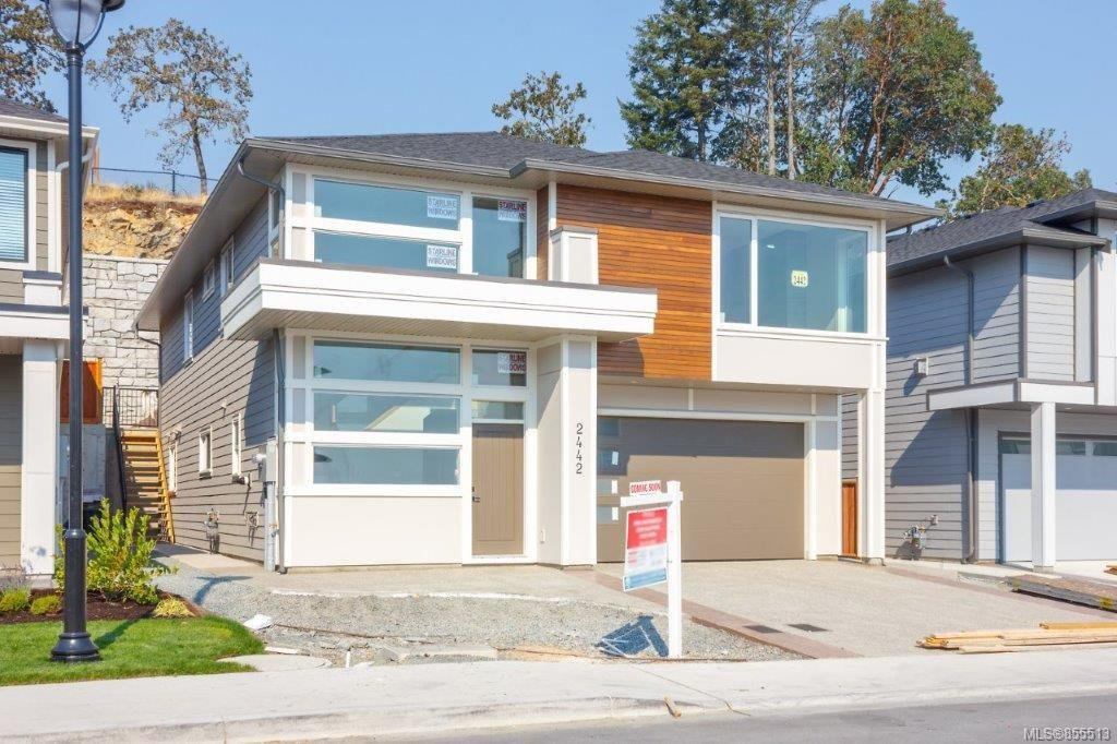 Main Photo: 2442 Azurite Cres in : La Bear Mountain House for sale (Langford)  : MLS®# 855513