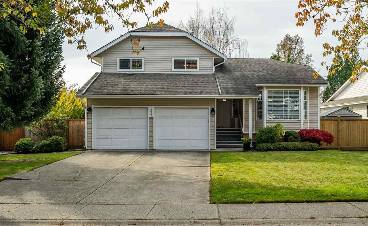 Main Photo: 1237 163A Street in Surrey: King George Corridor House for sale (South Surrey White Rock)  : MLS®# R2514969