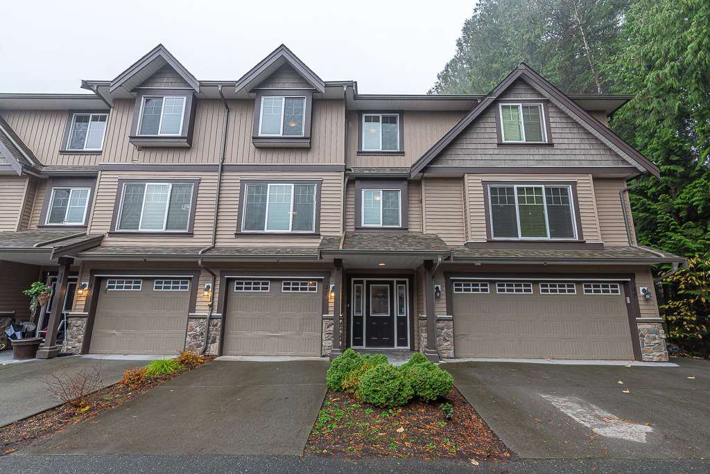 "Main Photo: 47 46791 HUDSON Road in Chilliwack: Promontory Townhouse for sale in ""WALKER CREEK"" (Sardis)  : MLS®# R2519753"