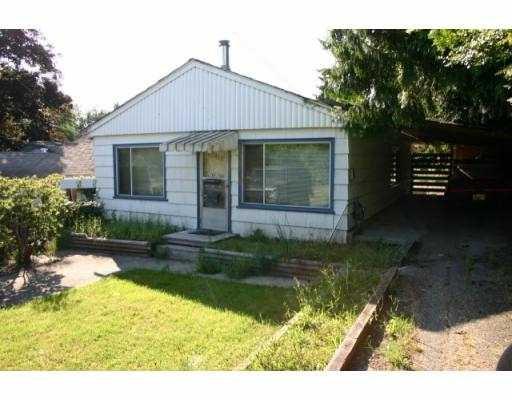 Main Photo: 20419 LORNE AV in Maple Ridge: Southwest Maple Ridge House for sale : MLS®# V545317
