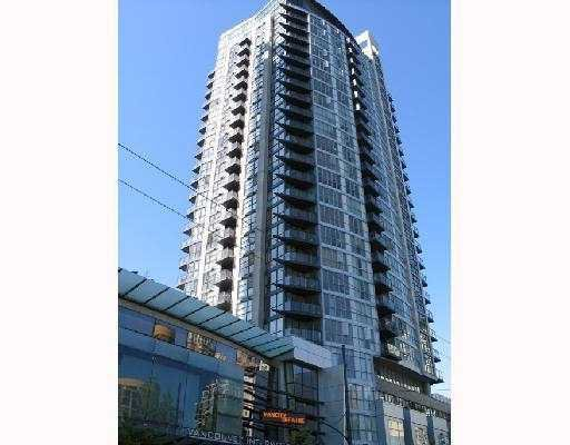 """Main Photo: 2204 1155 SEYMOUR Street in Vancouver: Downtown VW Condo for sale in """"BRAVA"""" (Vancouver West)  : MLS®# V740864"""