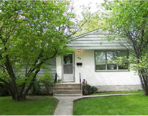 Main Photo: 455 HORTON Avenue West in WINNIPEG: Transcona Residential for sale (North East Winnipeg)  : MLS®# 2809840