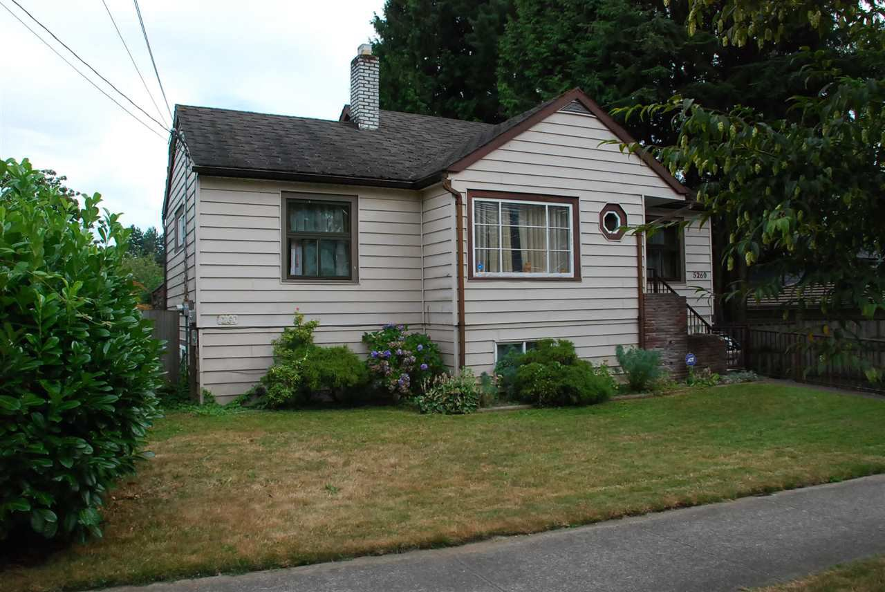 Main Photo: 5260 ABERDEEN Street in Vancouver: Collingwood VE House for sale (Vancouver East)  : MLS®# R2399187