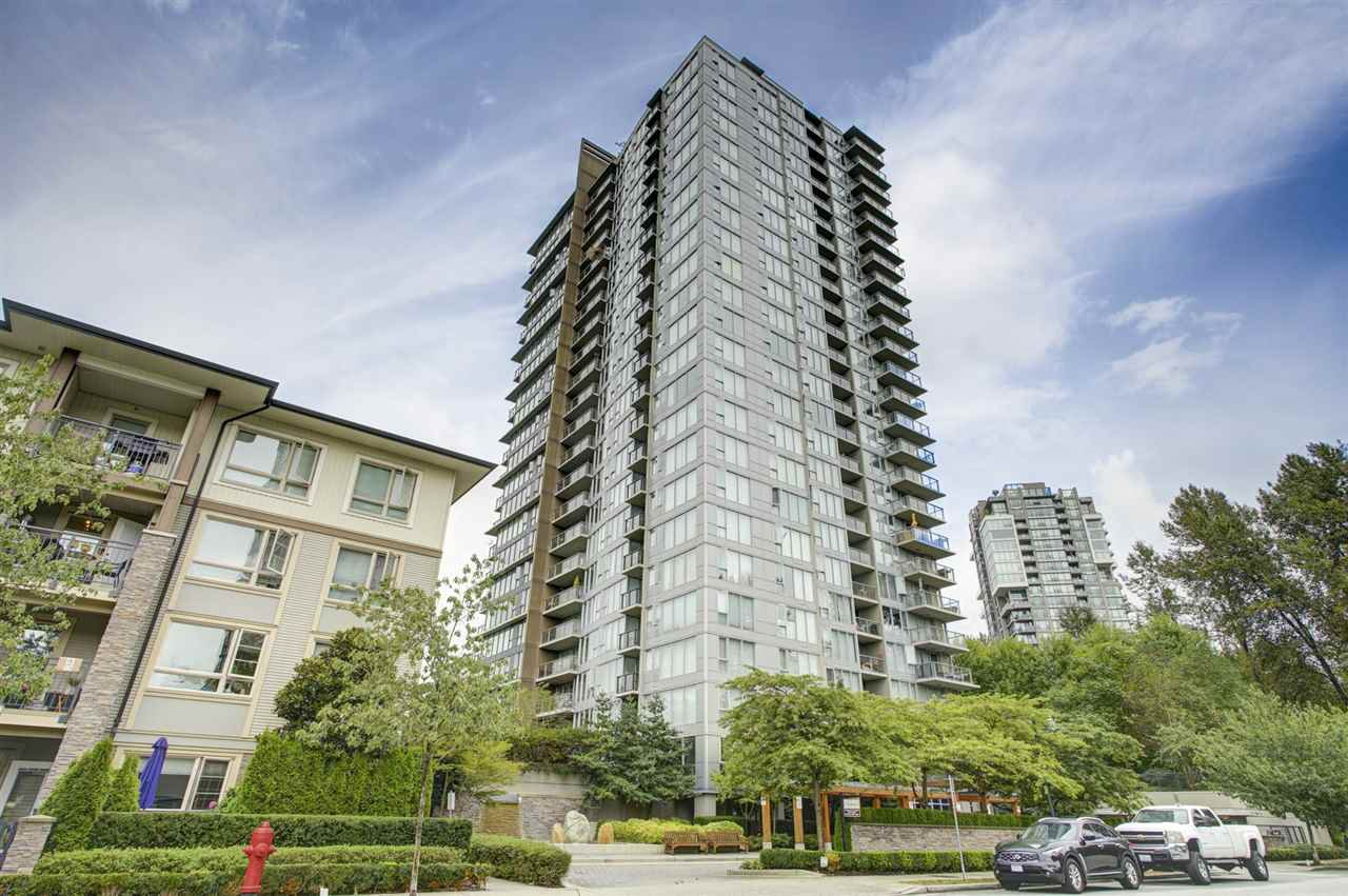 Main Photo: 2102 660 NOOTKA Way in Port Moody: Port Moody Centre Condo for sale : MLS®# R2403696