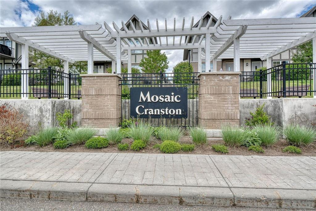 Main Photo: 421 CRANFORD Court SE in Calgary: Cranston Row/Townhouse for sale : MLS®# C4301085