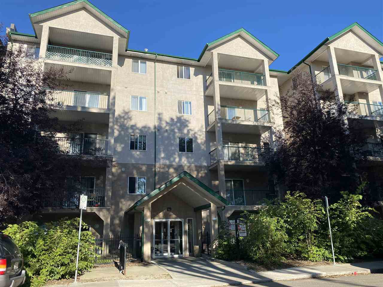 Main Photo: 135 11325 83 Street in Edmonton: Zone 05 Condo for sale : MLS®# E4210168