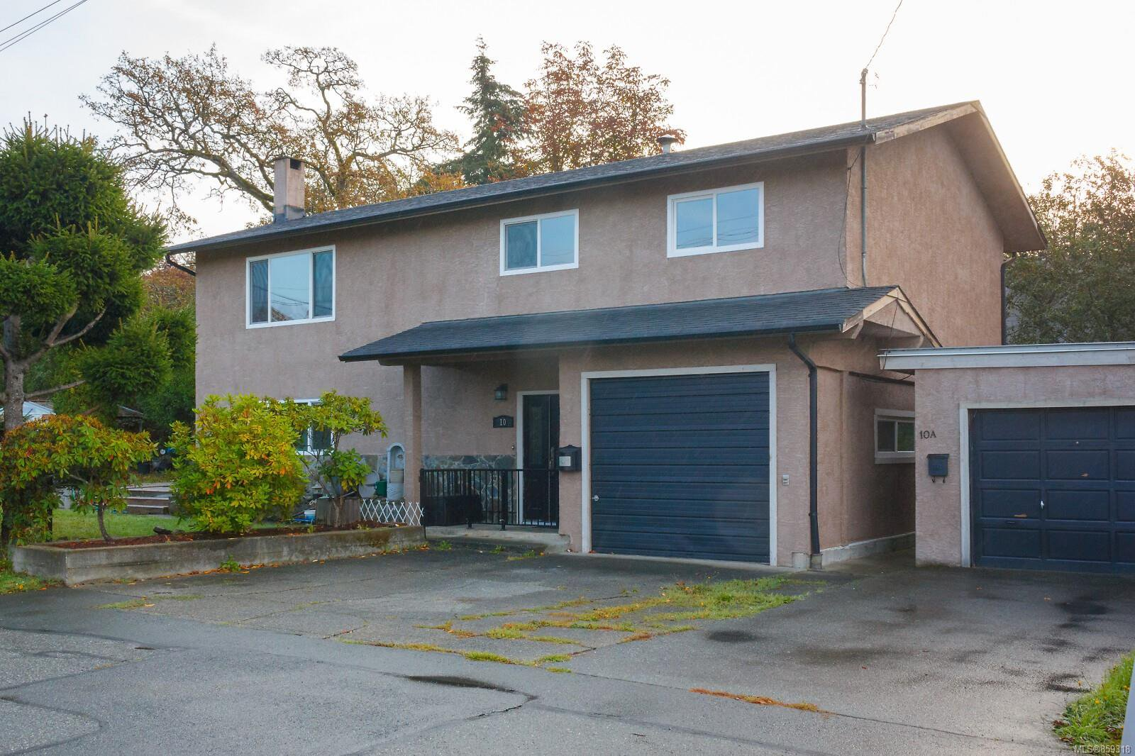 Main Photo: 10 Quincy St in : VR Hospital House for sale (View Royal)  : MLS®# 859318