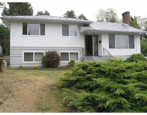 Main Photo: 687 POIRIER ST in Coquitlam: Central Coquitlam House for sale : MLS®# V559593
