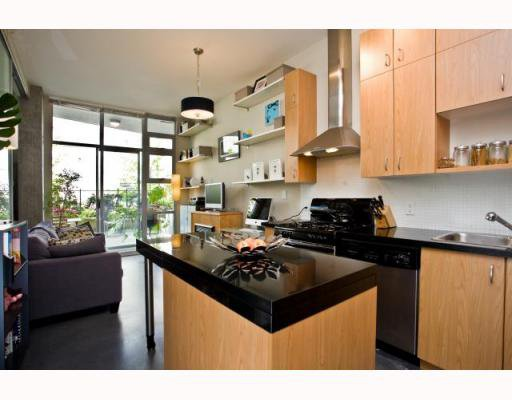 "Photo 2: Photos: 101 2635 PRINCE EDWARD Street in Vancouver: Mount Pleasant VE Condo for sale in ""Soma Lofts"" (Vancouver East)  : MLS®# V767580"
