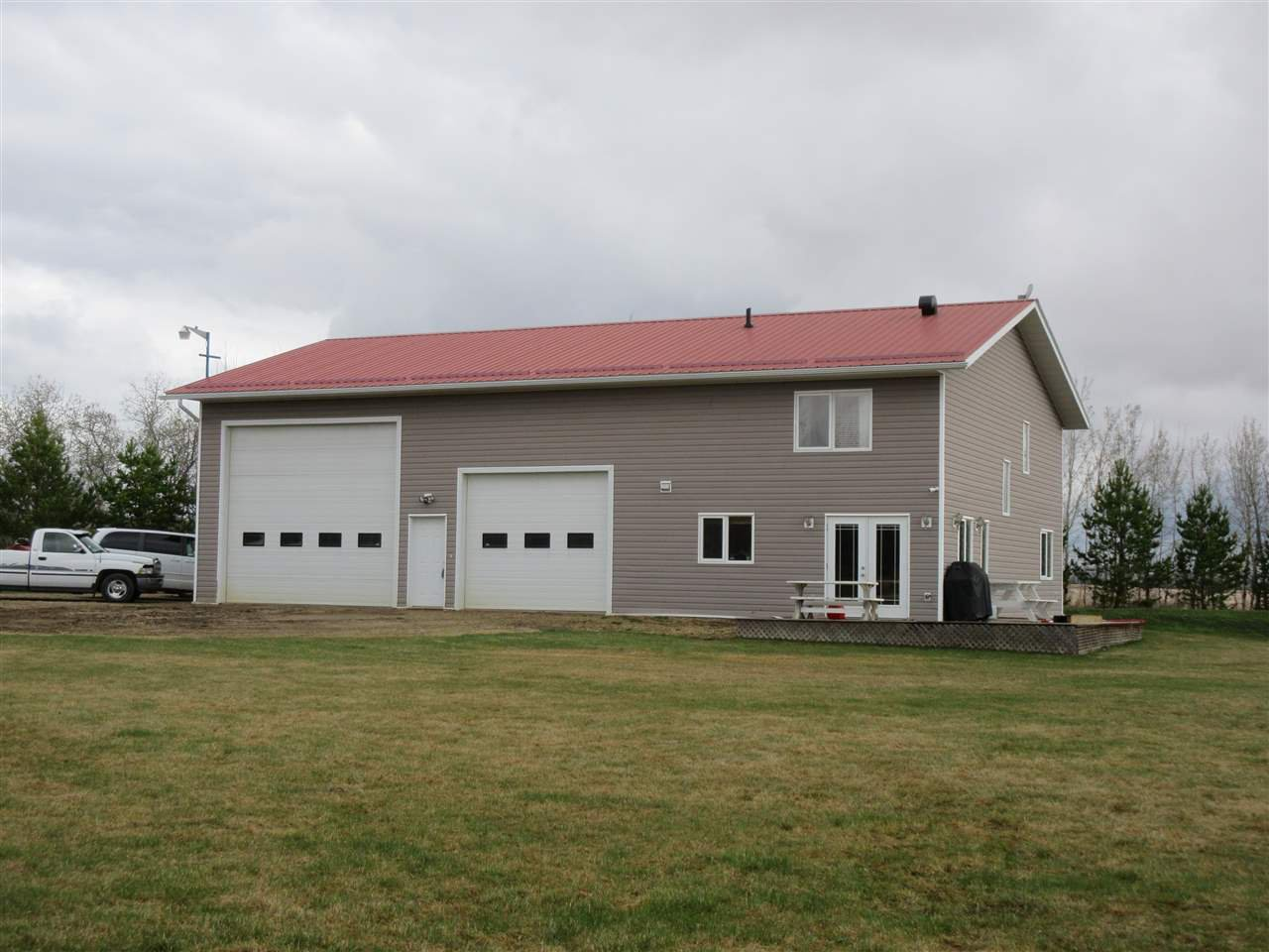 Main Photo: 57415 RR 260: Rural Sturgeon County House for sale : MLS®# E4196537