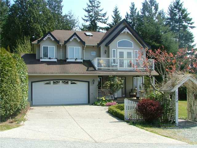 Main Photo: 1504 ISLANDVIEW Drive in Gibsons: Gibsons & Area House for sale (Sunshine Coast)  : MLS®# V821589
