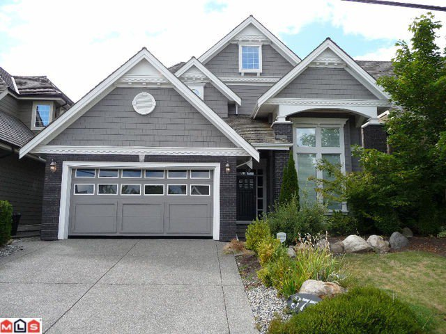 Main Photo: 3779 156TH Street in Surrey: Morgan Creek House for sale (South Surrey White Rock)  : MLS®# F1022858