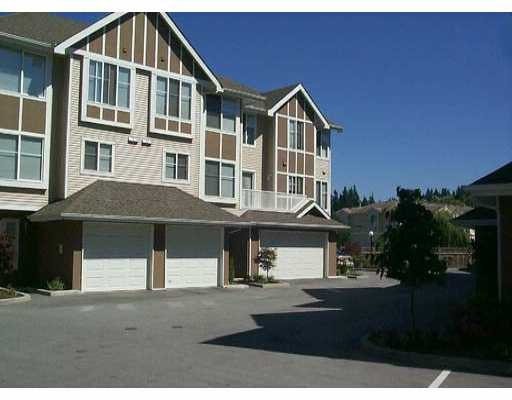 Main Photo: 7 2488 PITT RIVER RD in Port_Coquitlam: Mary Hill Townhouse for sale (Port Coquitlam)  : MLS®# V304280