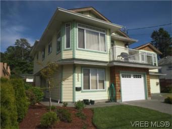 Main Photo: 655 Grenville Ave in VICTORIA: Es Rockheights Half Duplex for sale (Esquimalt)  : MLS®# 504942