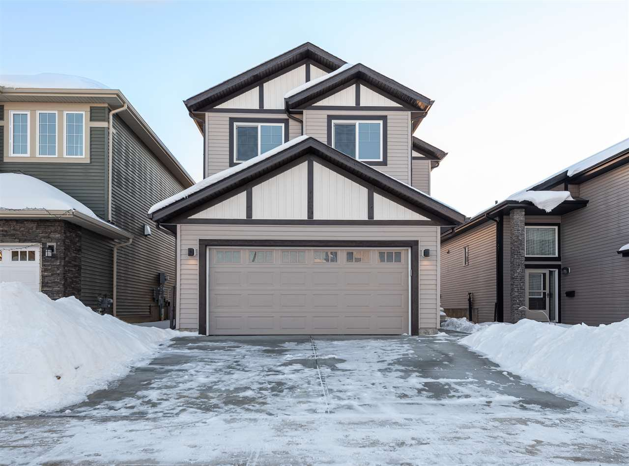 Main Photo: 187 Rapperswill Drive in Edmonton: Zone 27 House for sale : MLS®# E4185354