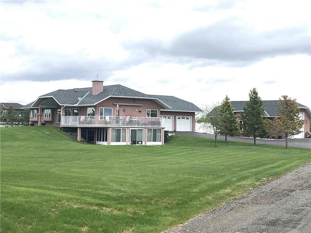 Main Photo: 226016 76 Street E: Rural Foothills County Detached for sale : MLS®# C4289509
